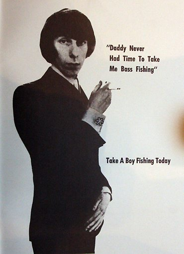 Take your son fishing or he ll turn into ringo starr for Bassfan