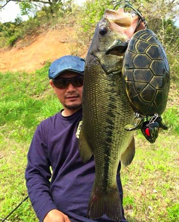 Jay kumar 39 s bassblaster the best worst and funniest in for Weird fishing lures