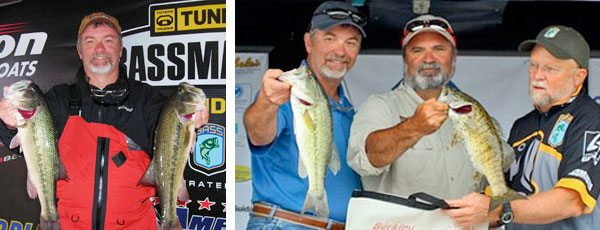 Bowman and Overstreet are now the bass fishing equivalent of frog-giggers. Or something like that....